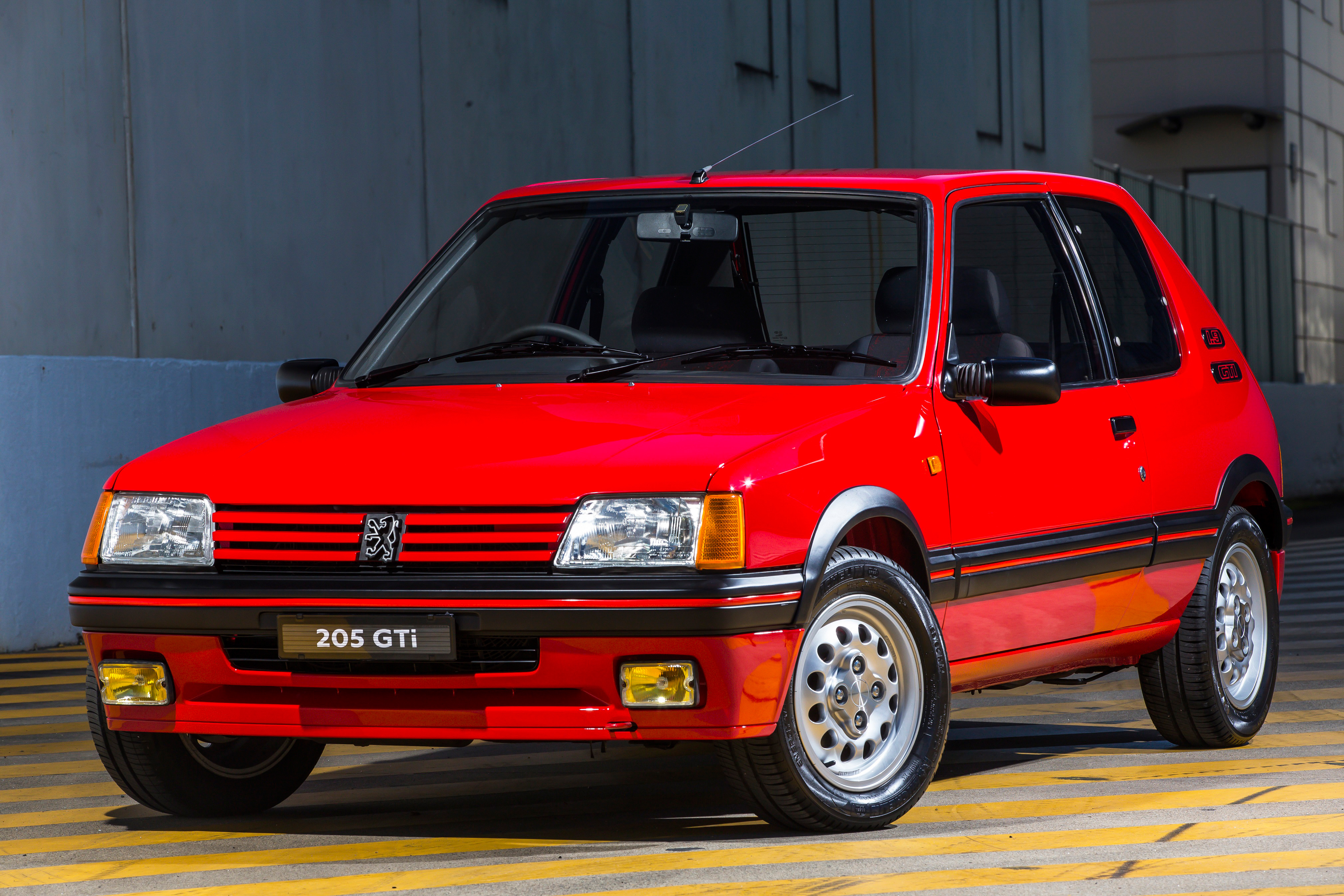 peugeot australia unveils a restored icon as uk example sells for