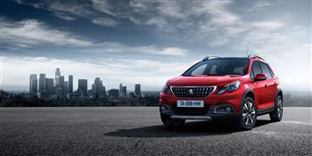 2016 Peugeot 2008 SUV update unveiled