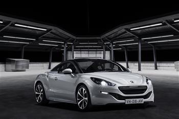 2015 Peugeot RCZ