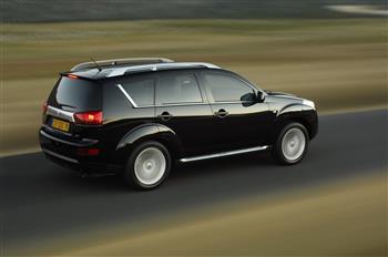 2011 Peugeot 4007