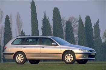 2001 Peugeot 406 wagon