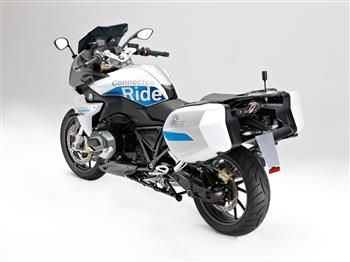 BMW Motorrad presents the R 1200 RS ConnectedRide
