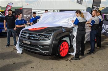 Apprentice-built Amarok V6 smashes two minute mark World Time Attack Challenge