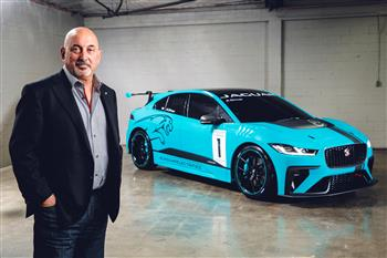 Jaguar Announces Rahal Letterman Lanigan Racing As First Team To Join Jaguar I-Pace eTrophy Electric Race Series