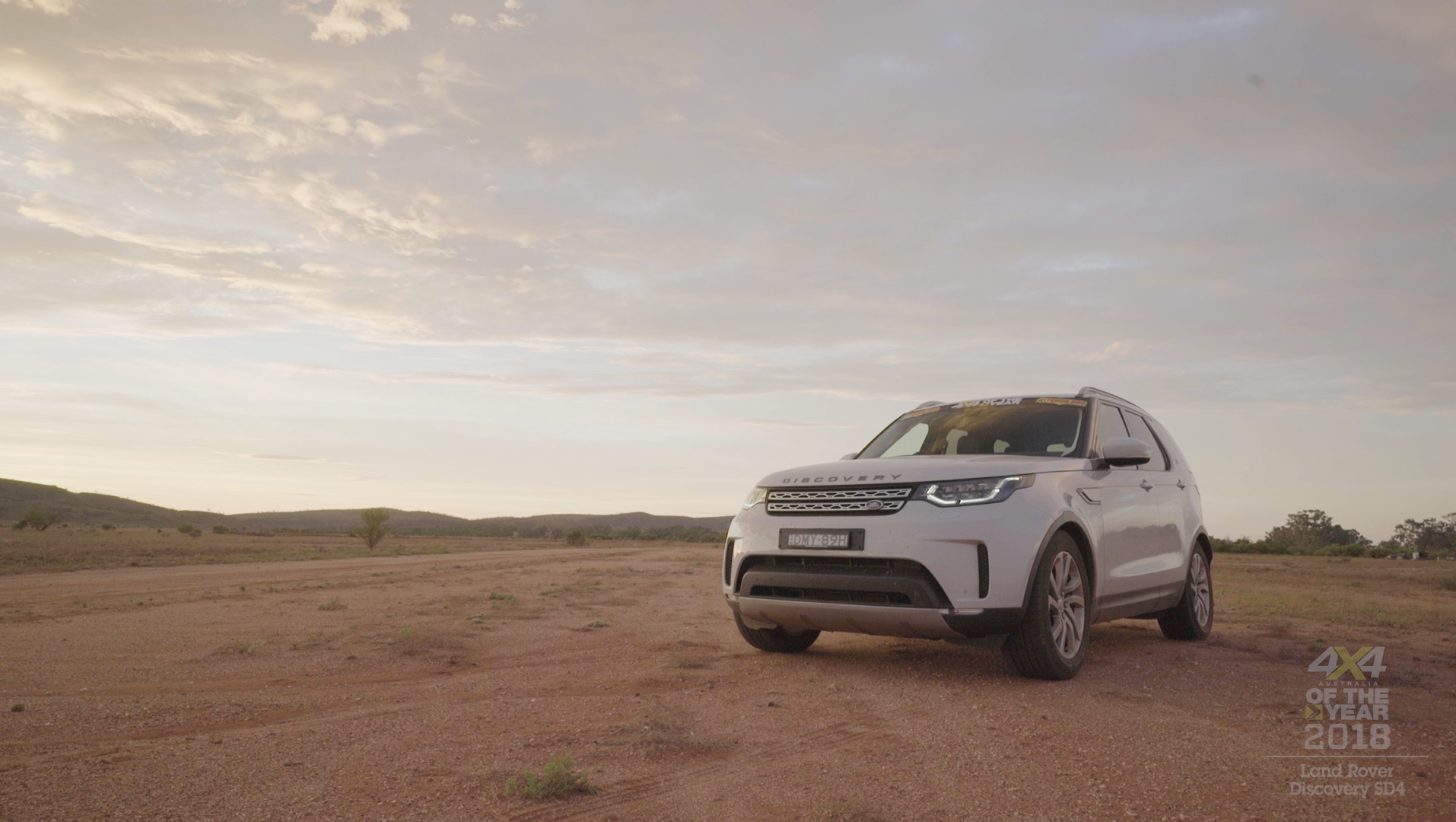 4X4 of the Year 2018 Lnd Rover Discovery SD4, teaser.