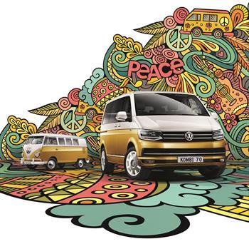2018 Volkswagen Multivan 'Kombi 70'