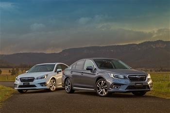 2018 Subaru Liberty 3.6R and 2.5i Premium