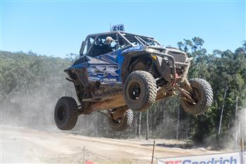 Polaris Racing Australia factory team