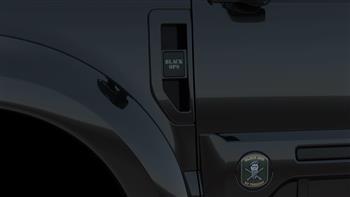 2018 Tuscany Black Ops Ford F-250