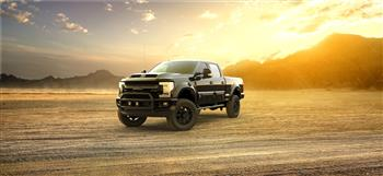 2018 Tuscany Black Ops Ford F-250