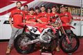 Honda Racing Partner With Mongrel Boots For 2018 Season