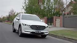 Sitting between the Mazda CX-5 and the Mazda CX-9 on the sizing scale, the middle kid is a value-packed seven-seat option, ideal for growing families looking to pair their need for fuel efficiency, space and safety, with their desire for style and quality.