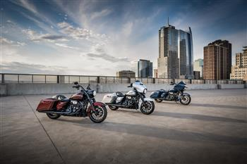 2019 Harley-Davidson CVO Touring Collection