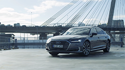 The all-new fourth-generation Audi A8 once again sets the benchmark for the luxury class, bringing together an unrivalled combination of sophisticated design, performance and luxurious appointment that has already seen it awarded 'World Luxury Car of the Year 2018'.
