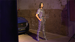 Jaguar The Pace Editorial Overview with Dua Lipa.