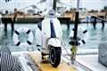 Vespa 'Yacht Club'