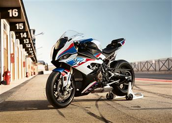 2019 BMW S1000 RR M package.