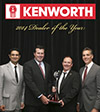 Brown and Hurley Toowoomba wins Kenworth Dealer of the Year Award