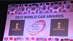 The all-electric Jaguar I-PACE has completed an historic treble at the 2019 World Car Awards...