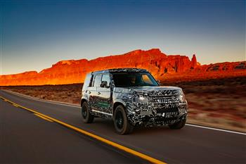 New Land Rover Defender Reaches 1.2 Million Kilometre Test And Development Milestone