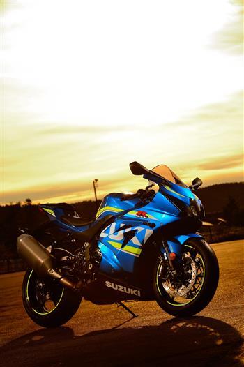 2019 Suzuki GSX-R1000
