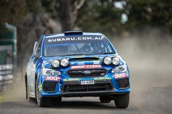 2019 Subaru Rally Tasmania