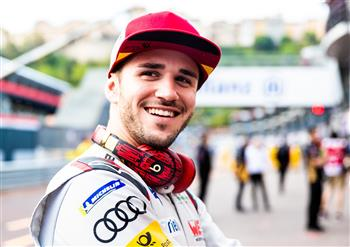 Daniel Abt to continue racing for Audi in Formula E