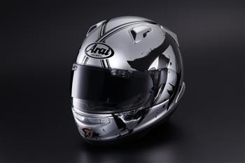 New Product: Suzuki KATANA themed Aria QV-Pro Helmet