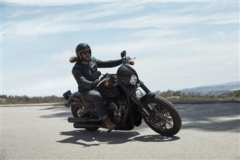 New Harley-Davidson® Low Rider® S Rolls Out Fists-First
