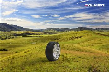 Sustainable Rubber Production for Falken Tyres