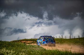 Adelaide Hills Rally - Heat 1