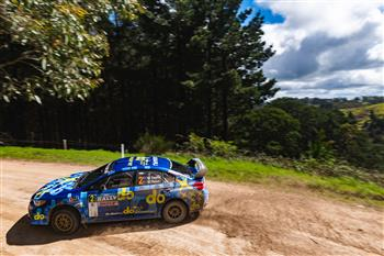 2019 Adelaide Hills Rally Heat 2