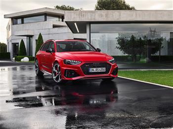 2020 Audi RS 4 Avant