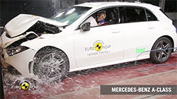 ANCAP, Australasia's independent vehicle safety authority, has revealed its top performing vehicles for 2018 - the Mercedes-Benz A-Class, the Toyota Corolla and the Holden Acadia.