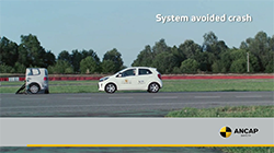 The Government is investing $1.6 million to upgrade the existing Crashlab test facility to enable the assessment of autonomous emergency braking (AEB) systems and other advanced driver assistance systems.