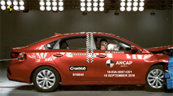 A 5 star ANCAP safety rating has been achieved by all variants with the exception of Cerato S and Cerato Sport which score a 4 star ANCAP safety rating.
