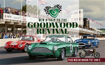 Win a Trip to The 2020 Goodwood Revival