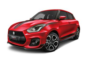 2018 Suzuki Swift Sport Limited Edition