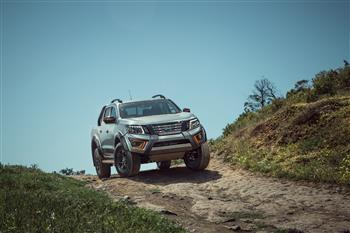 Nissan Australia selects the HELLA Light Bar 470 for the Navara N-TREK Warrior