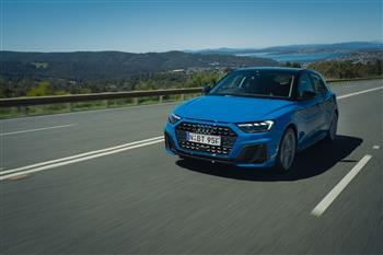 2019 Audi A1 40 TFSI S Line