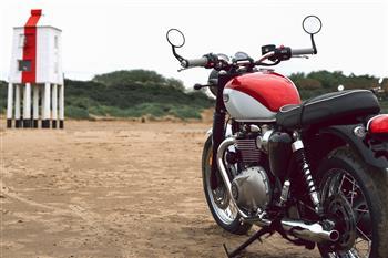2020 Triumph Bud Ekins Bonneville T120 Special Edition