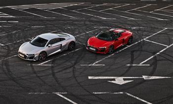 2020 Audi R8 V10 RWD Coupé & Audi R8 V10 RWD Spyder