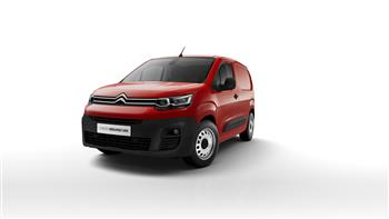Citroen Unveils All-New Berlingo