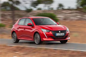 Peugeot 208 unveiled at 2019 Geneva