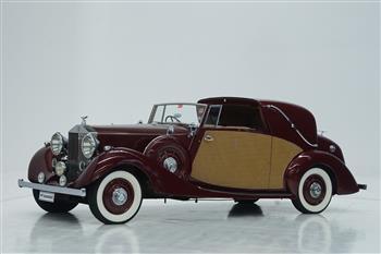 1939 Rolls-Royce Wraith Gurney Nutting Sedanca Coupe