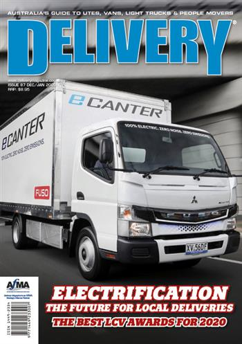 Delivery Magazine - Issue 87 DEC-JAN 2020