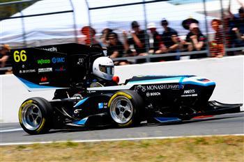 Winton Motor Raceway 20th annual Formula SAE-A.