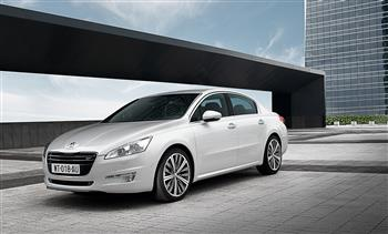 Peugeot 508: Bound for Australia in 2011