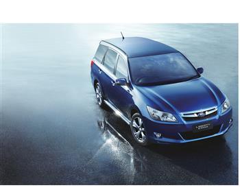 2012 Subaru Liberty Exiga 2.5i Premium