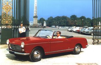 1961 Peugeot 404 Cabriolet